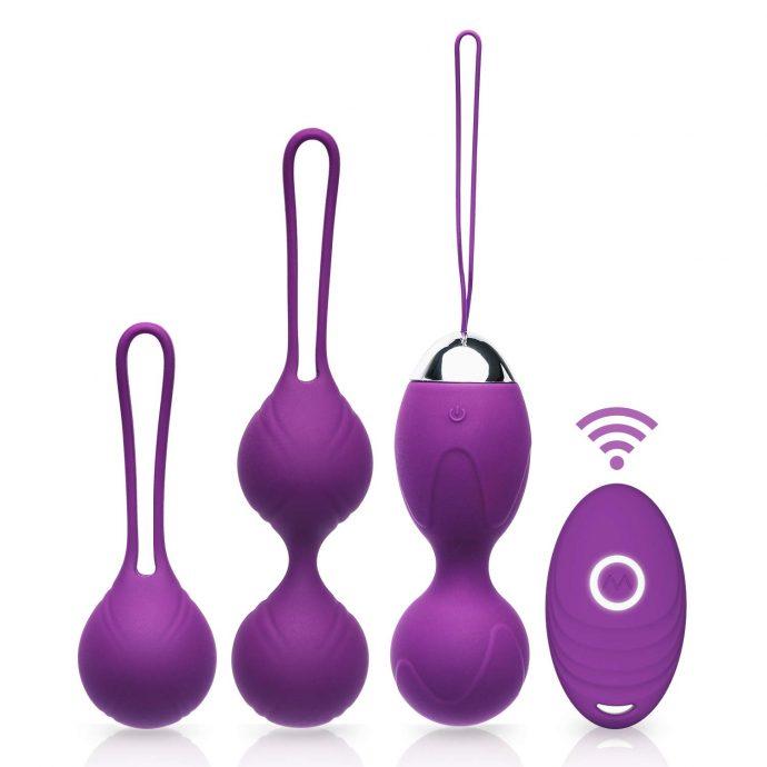 Boules de Geisha électrique de la gamme ACVIOO 1
